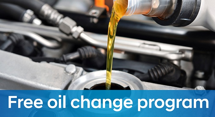Buy 5 Oil Changes, Get 1 FREE!